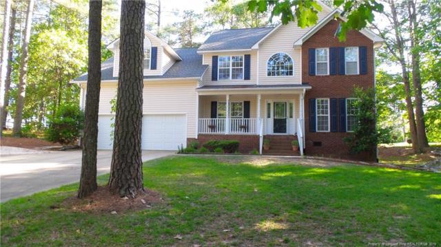 147 Fairway Lane, Sanford, NC 27332 (MLS #554582) :: The Rockel Group