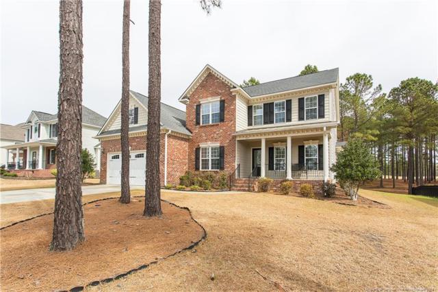 323 Rolling Pines Drive, Spring Lake, NC 28390 (MLS #554956) :: Weichert Realtors, On-Site Associates