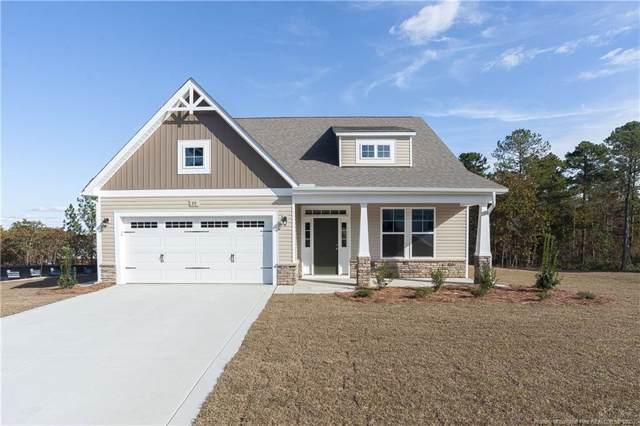 88 Sunnybrook Drive, Lillington, NC 27546 (MLS #602993) :: Weichert Realtors, On-Site Associates