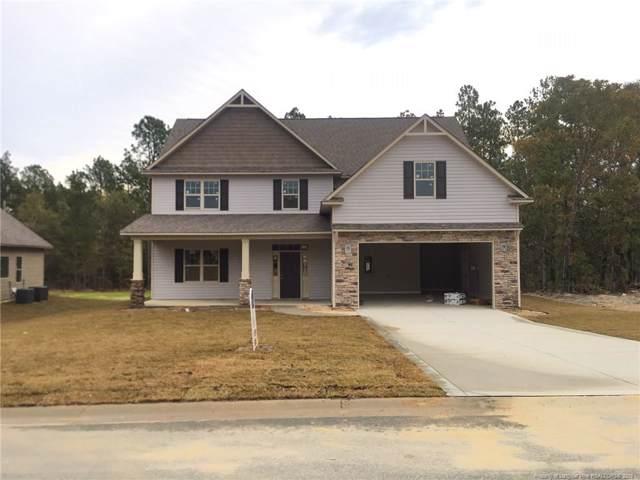 4829 Mckinnon Farm (Lot 13) Road, Fayetteville, NC 28306 (MLS #609639) :: The Rockel Group