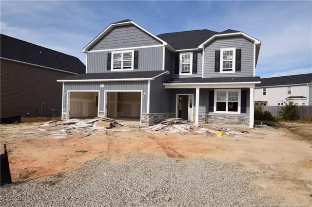 2116 Stafford (Lot 50) Drive, Fayetteville, NC 28314 (MLS #611172) :: Weichert Realtors, On-Site Associates