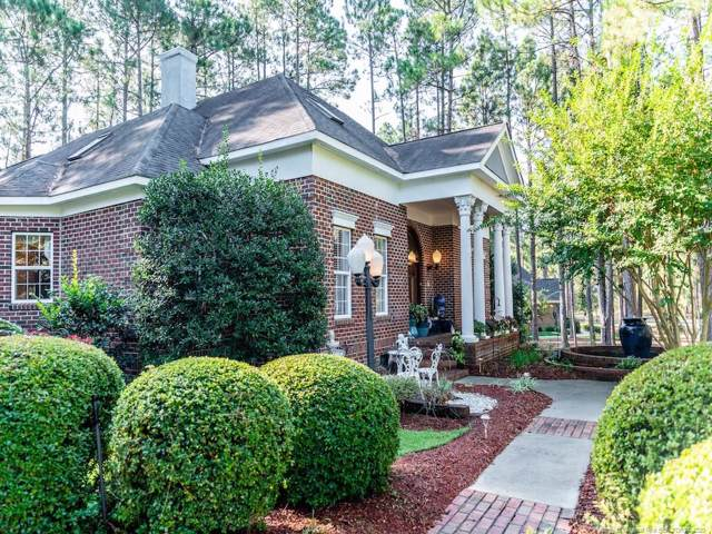 9 Augusta Drive, Southern Pines, NC 28387 (MLS #616297) :: The Signature Group Realty Team