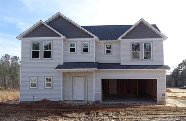 138 Ledgebrook Lane, Raeford, NC 28376 (MLS #618817) :: Weichert Realtors, On-Site Associates