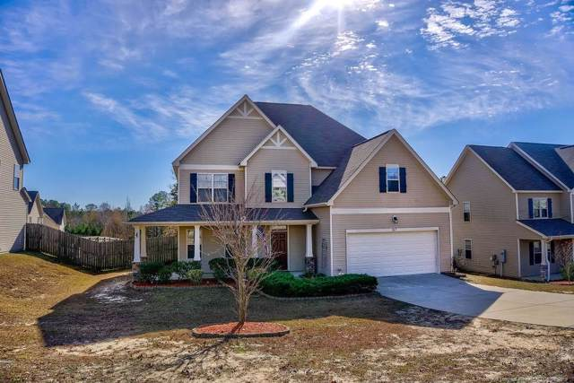 265 Highgrove Drive, Spring Lake, NC 28390 (MLS #620667) :: Weichert Realtors, On-Site Associates