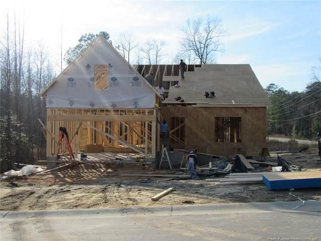112 Fieldbrook Street, Raeford, NC 28376 (MLS #623322) :: Weichert Realtors, On-Site Associates