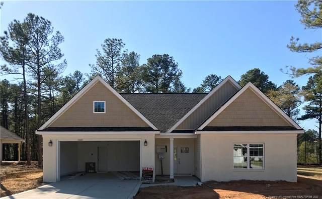 312 Pine Laurel Drive, Carthage, NC 28327 (MLS #624874) :: Weichert Realtors, On-Site Associates