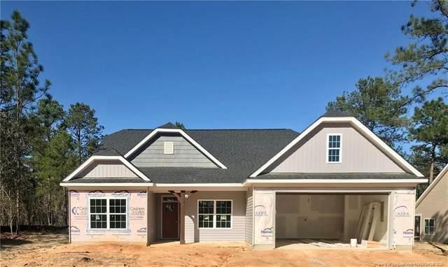 333 Pine Laurel Drive, Carthage, NC 28327 (MLS #624877) :: Weichert Realtors, On-Site Associates