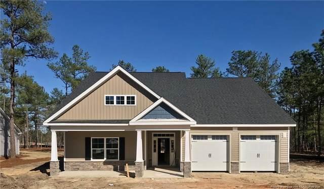 315 Pine Laurel Drive, Carthage, NC 28327 (MLS #624880) :: Weichert Realtors, On-Site Associates