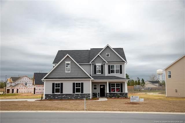 438 Weston Woods Street, Raeford, NC 28376 (MLS #625327) :: Weichert Realtors, On-Site Associates