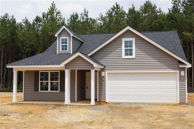 90 Kotata Avenue, Bunnlevel, NC 28323 (MLS #627735) :: Weichert Realtors, On-Site Associates