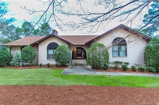 6844 Thames Drive, Fayetteville, NC 28306 (MLS #628348) :: The Signature Group Realty Team