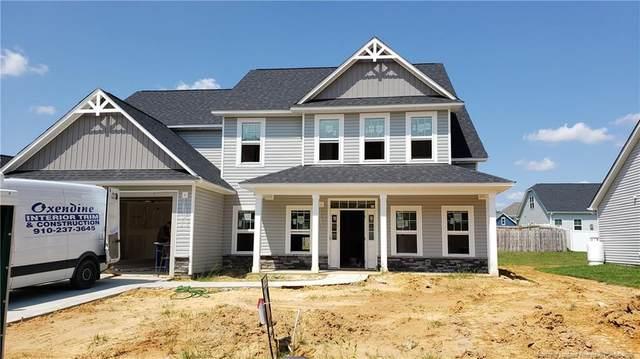 359 Bridgehaven (Lot 206) Drive, Raeford, NC 28376 (MLS #629335) :: Freedom & Family Realty