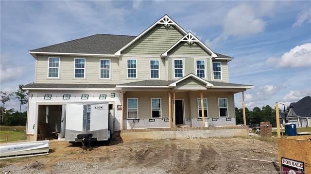 512 W Broadgate (Lot 69) Road, Fayetteville, NC 28311 (MLS #639132) :: Moving Forward Real Estate