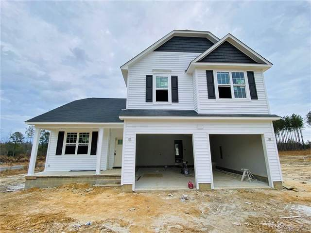 105 Sierra Drive, Cameron, NC 28326 (MLS #639342) :: On Point Realty