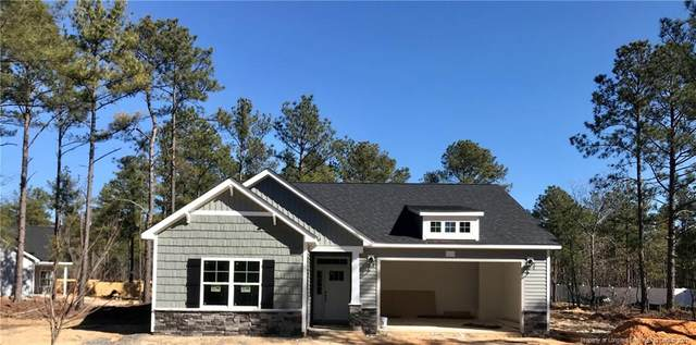 325 Pine Laurel Drive, Carthage, NC 28327 (MLS #642442) :: The Signature Group Realty Team