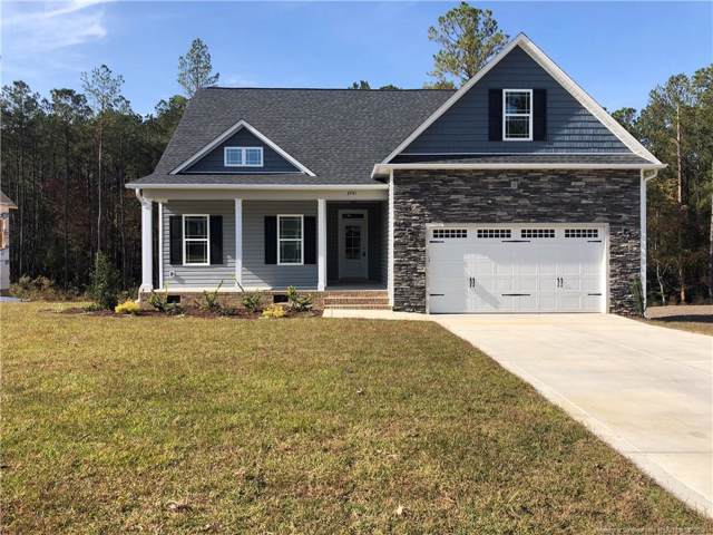 3741 Glencourse Way, Fayetteville, NC 28311 (MLS #554577) :: The Rockel Group