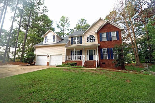 147 Fairway Lane, Sanford, NC 27332 (MLS #554582) :: Weichert Realtors, On-Site Associates