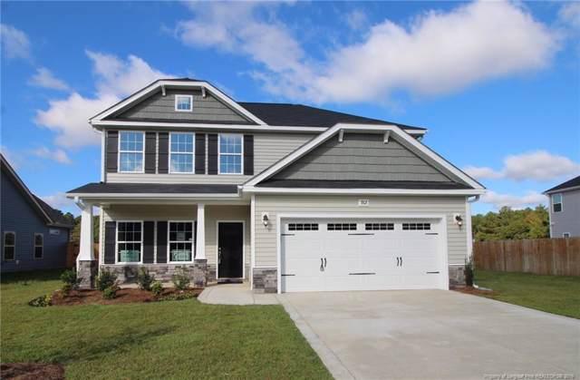 3808 Shire (Lot 187) Street, Hope Mills, NC 28348 (MLS #605999) :: Weichert Realtors, On-Site Associates