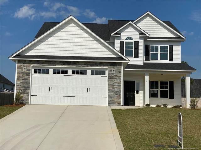 6322 Jacobs Creek (Lot 59) Circle, Fayetteville, NC 28304 (MLS #609636) :: Weichert Realtors, On-Site Associates