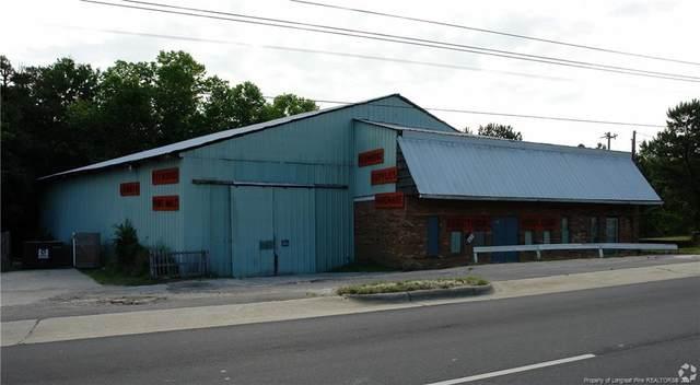 1412 Bragg Boulevard, Spring Lake, NC 28390 (MLS #621229) :: RE/MAX Southern Properties