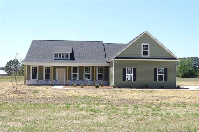 6430 New Hope Church (Lot 17) Road, Stedman, NC 28391 (MLS #621558) :: Weichert Realtors, On-Site Associates