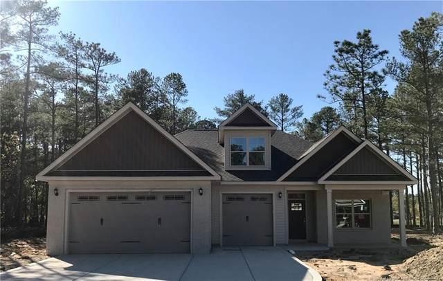 316 Pine Laurel Drive, Carthage, NC 28327 (MLS #624234) :: Weichert Realtors, On-Site Associates