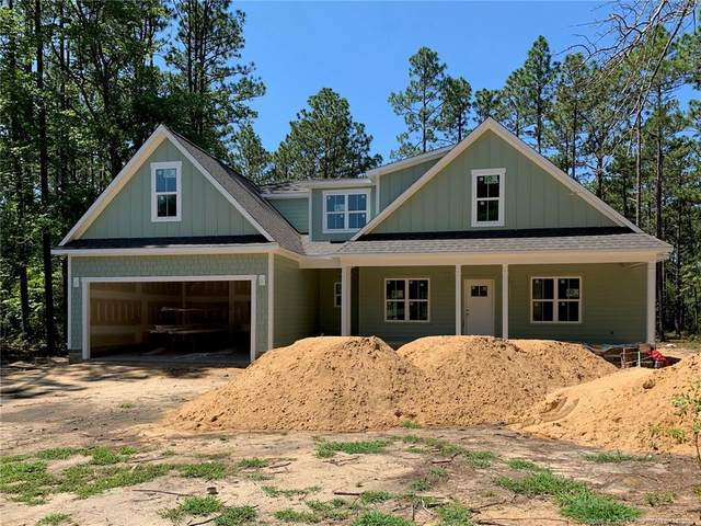 305 4th Street, Aberdeen, NC 28315 (MLS #624665) :: The Signature Group Realty Team