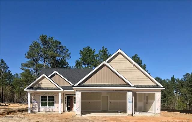 339 Pine Laurel Drive, Carthage, NC 28327 (MLS #624878) :: Weichert Realtors, On-Site Associates