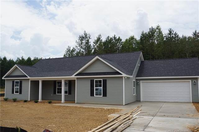 102 Kotata Avenue, Bunnlevel, NC 28323 (MLS #627740) :: Weichert Realtors, On-Site Associates