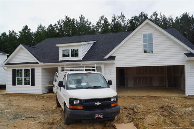 83 Kotata Avenue, Bunnlevel, NC 28323 (MLS #627744) :: Weichert Realtors, On-Site Associates