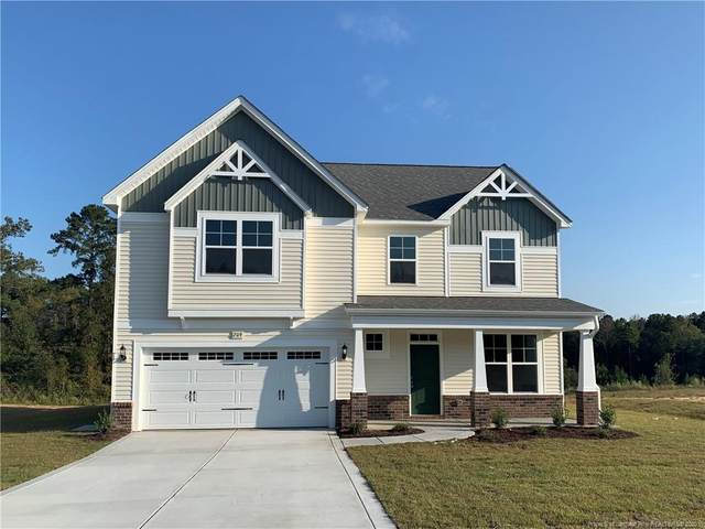 209 Forester Drive, Vass, NC 28394 (MLS #636913) :: The Signature Group Realty Team