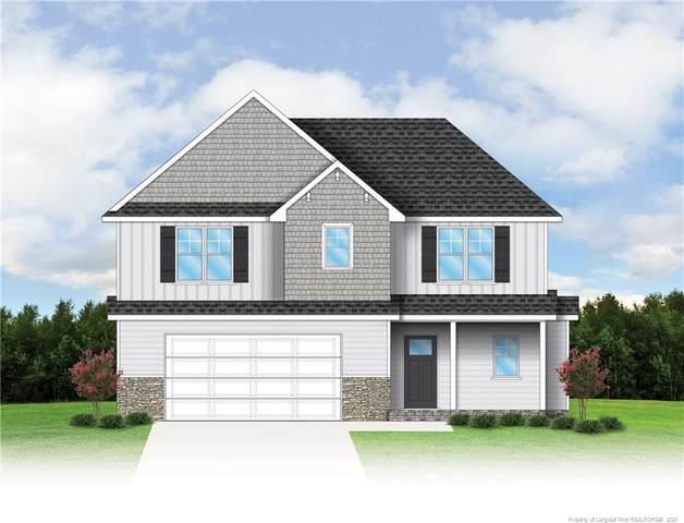 425 Shelton Beard (Lot 8) Road, Stedman, NC 28391 (MLS #662458) :: RE/MAX Southern Properties