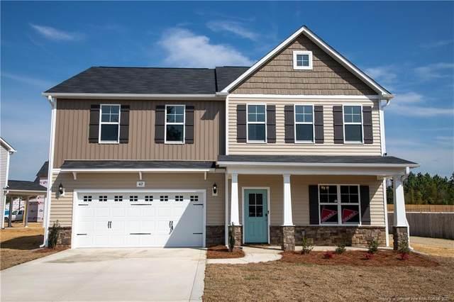 412 Weston Woods Street, Raeford, NC 28376 (MLS #625326) :: Weichert Realtors, On-Site Associates