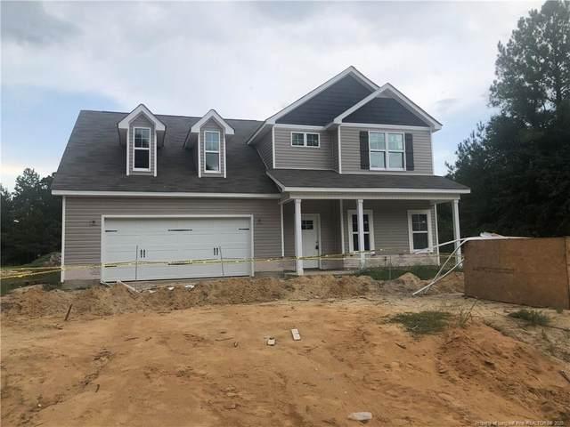 408 Kiki (Lot 8) Drive, Fayetteville, NC 28312 (MLS #637894) :: Freedom & Family Realty