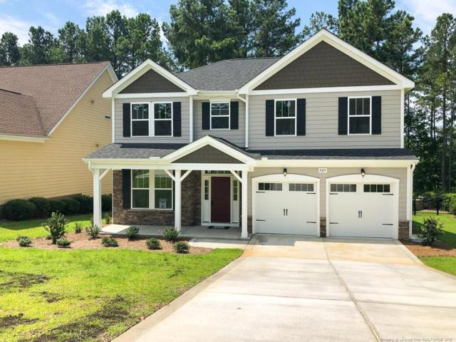 905 Micahs Way N, Spring Lake, NC 28390 (MLS #554114) :: Weichert Realtors, On-Site Associates