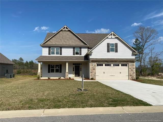 4829 Mckinnon Farm (Lot 13) Road, Fayetteville, NC 28304 (MLS #609639) :: Weichert Realtors, On-Site Associates