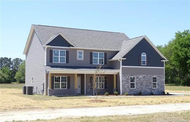 6400 New Hope Church (Lot 15) Road, Stedman, NC 28391 (MLS #618573) :: Weichert Realtors, On-Site Associates