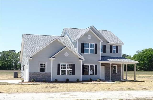 6414 New Hope Church (Lot 16) Road, Stedman, NC 28391 (MLS #618586) :: Weichert Realtors, On-Site Associates