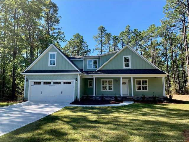 305 4th Street, Aberdeen, NC 28315 (MLS #624665) :: Premier Team of Litchfield Realty