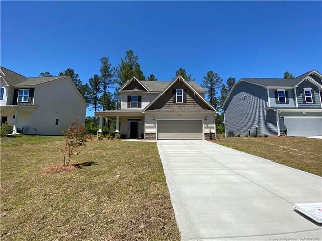 453 Falls Creek Drive, Spring Lake, NC 28390 (MLS #627935) :: Weichert Realtors, On-Site Associates