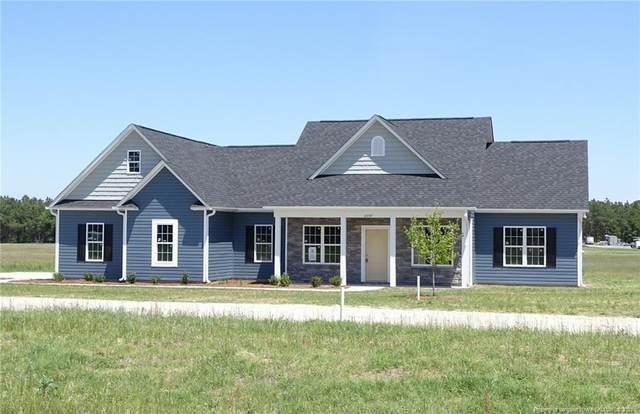 6359 New Hope Church (Lot 3) Road, Wade, NC 28395 (MLS #618568) :: Weichert Realtors, On-Site Associates
