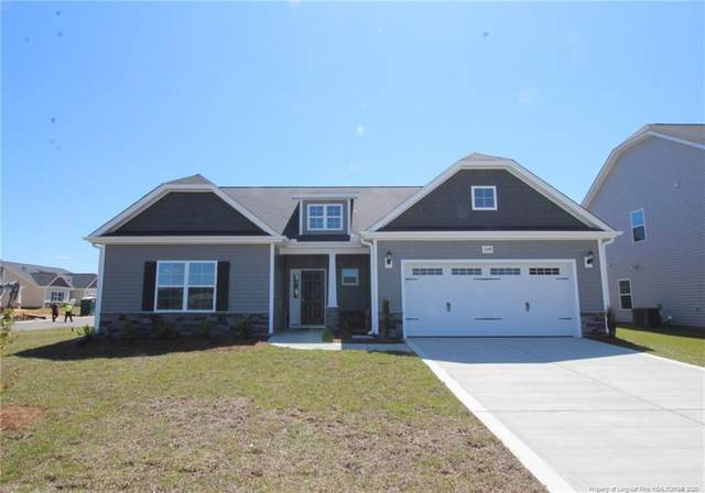 1648 Seattle Slew (Lot 446) Lane, Hope Mills, NC 28348 (MLS #618965) :: Weichert Realtors, On-Site Associates