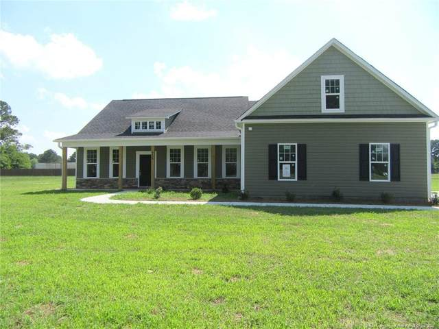 6430 New Hope Church (Lot 17) Road, Stedman, NC 28391 (MLS #621558) :: The Signature Group Realty Team