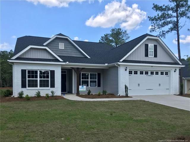 333 Pine Laurel Drive, Carthage, NC 28327 (MLS #624877) :: The Signature Group Realty Team