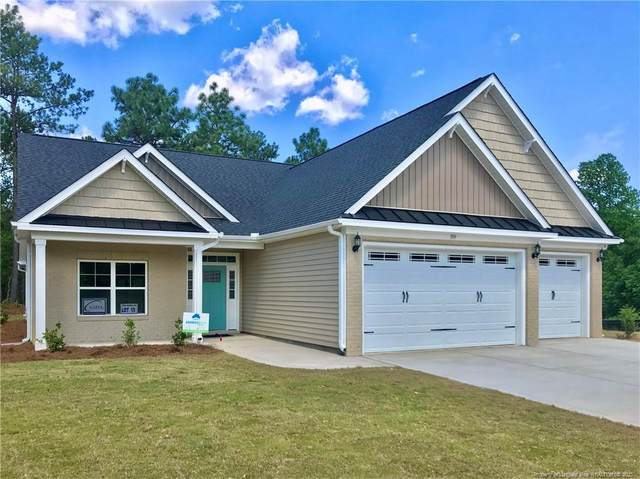339 Pine Laurel Drive, Carthage, NC 28327 (MLS #624878) :: The Signature Group Realty Team