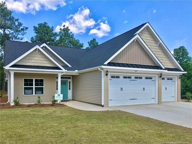 339 Pine Laurel Drive, Carthage, NC 28327 (MLS #624878) :: Premier Team of Litchfield Realty