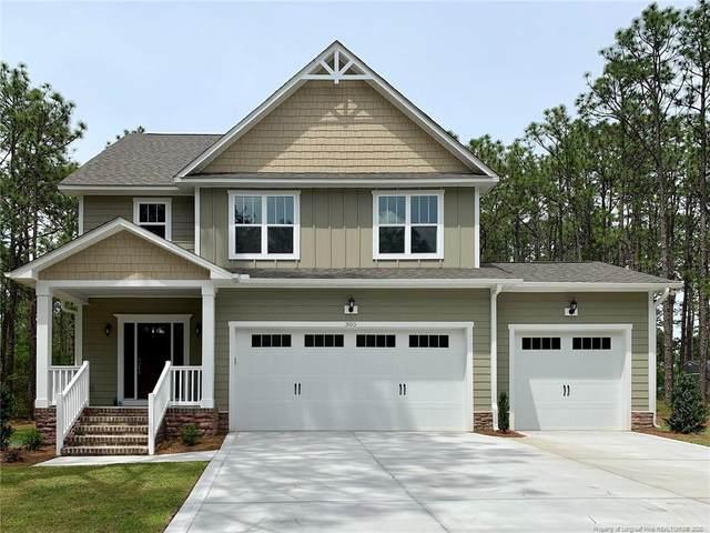 305 3rd Street, Aberdeen, NC 28315 (MLS #610938) :: Moving Forward Real Estate