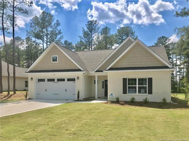 312 Pine Laurel Drive, Carthage, NC 28327 (MLS #624874) :: The Signature Group Realty Team
