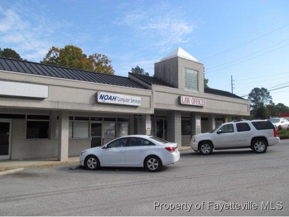 1300 Bragg Blvd, Fayetteville, NC 28301 (MLS #431965) :: Weichert Realtors, On-Site Associates