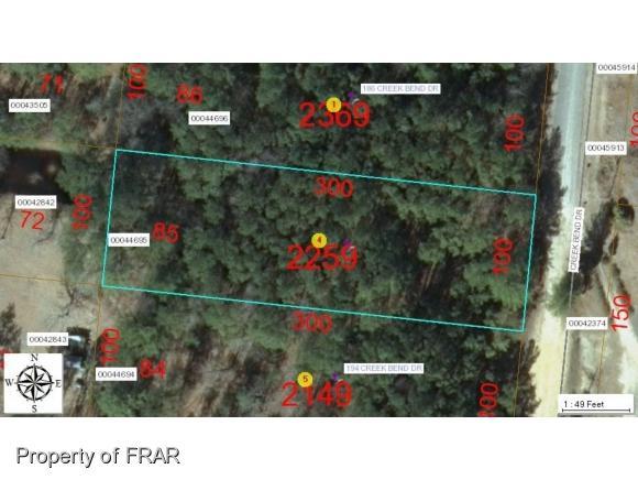 190 Creek Bend Dr, Vass, NC 28326 (MLS #468941) :: Weichert Realtors, On-Site Associates